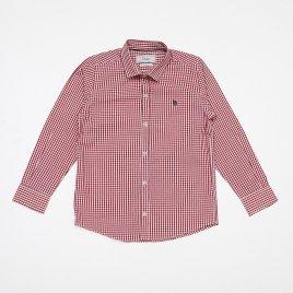 Camisa Kids Tricoline Xd M/L