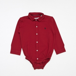 Camisa Body Baby Pique M/L