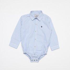 Body Camisa Tricoline Xd M/L