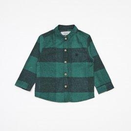 Camisa Baby Flanela M/L